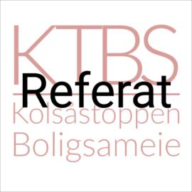 KTBS referat illustrasjon